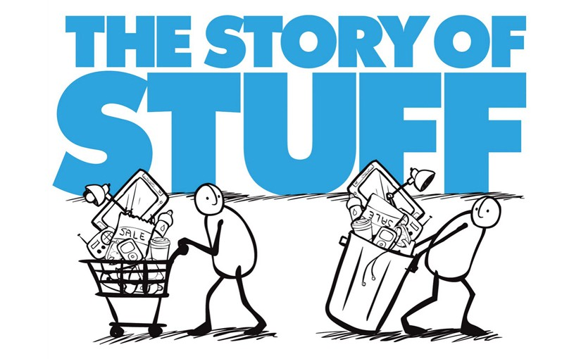 The Story of Stuff - Screenshot