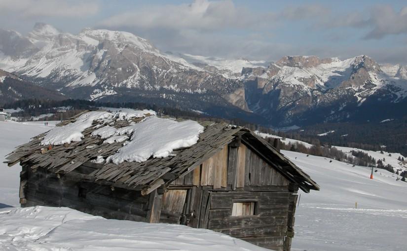 Der Berg als Symbol für Big Data
