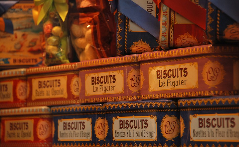 Keksdosen als Symbol für gehaltvolle Ideen imContent Marketing
