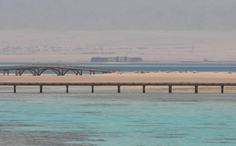 Wüstenlandschaft als Symbol für die mangelhafte Kommunikation unter Marketern
