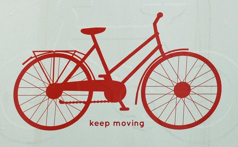 Fahrrad als Symbol für MOOCs