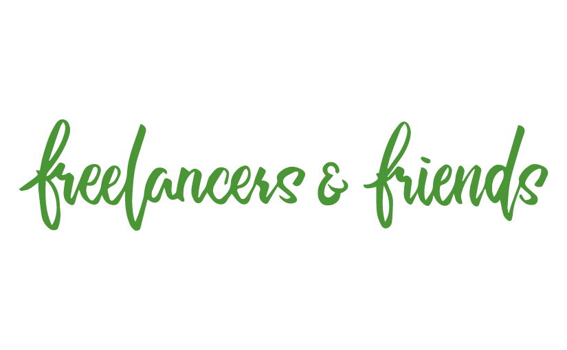 freelancers & friends - Logo